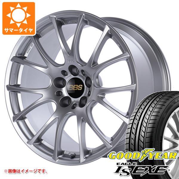 サマータイヤ 245/40R19 98W XL グッドイヤー イーグル LSエグゼ BBS RE-V 8.5-19 タイヤホイール4本セット