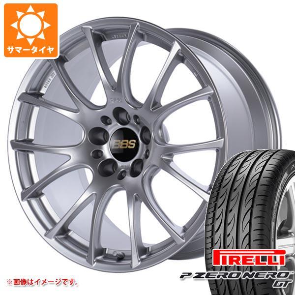 サマータイヤ 245/35R19 (93Y) XL ピレリ P ゼロ ネロ GT BBS RE-V 8.5-19 タイヤホイール4本セット