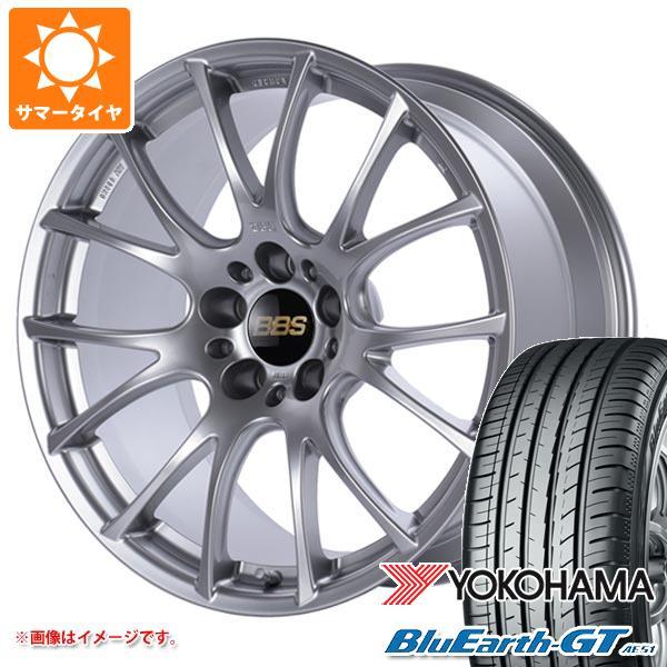 サマータイヤ 225/35R19 88W XL ヨコハマ ブルーアースGT AE51 BBS RE-V 8.5-19 タイヤホイール4本セット