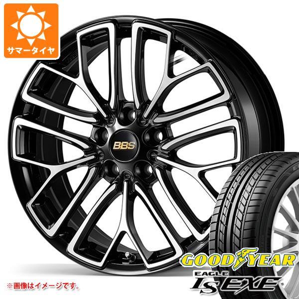 世界的に サマータイヤ 235/50R18 97V グッドイヤー イーグル LSエグゼ BBS RE-X 8.0-18 タイヤホイール4本セット, アツシオカノウムラ 52048597