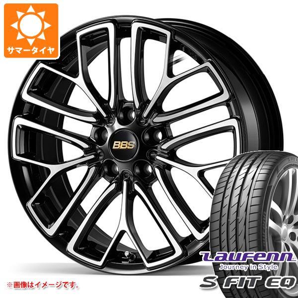 サマータイヤ 235/60R18 107V XL ラウフェン Sフィット EQ LK01 BBS RE-X 7.5-18 タイヤホイール4本セット