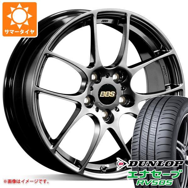 サマータイヤ 215/55R18 95V ダンロップ エナセーブ RV505 BBS RF 7.5-18 タイヤホイール4本セット