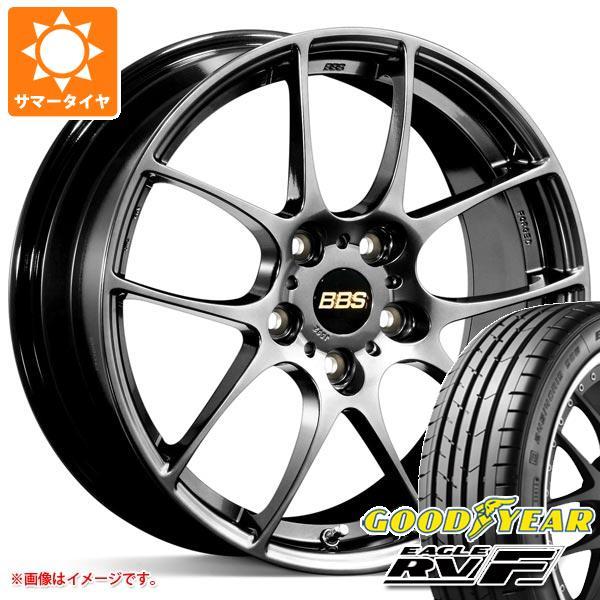サマータイヤ 215/50R18 92V グッドイヤー イーグル RV-F BBS RF 7.5-18 タイヤホイール4本セット