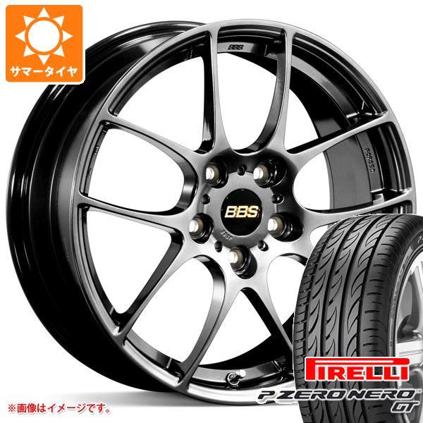 サマータイヤ 245/45R18 100Y XL ピレリ P ゼロ ネロ GT BBS RF 8.0-18 タイヤホイール4本セット