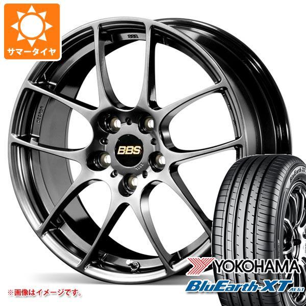 サマータイヤ 225/55R18 98V ヨコハマ ブルーアースXT AE61 BBS RF 7.5-18 タイヤホイール4本セット