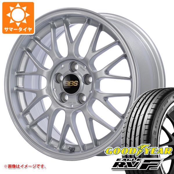 サマータイヤ 175/65R15 84H グッドイヤー イーグル RV-F BBS RG-F 6.0-15 タイヤホイール4本セット