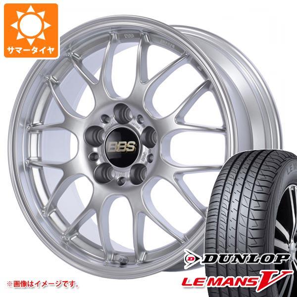 サマータイヤ 215/45R17 91W XL ダンロップ ルマン5 LM5 BBS RG-R 7.0-17 タイヤホイール4本セット