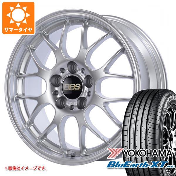 サマータイヤ 235/55R19 101V ヨコハマ ブルーアースXT AE61 BBS RG-R 8.5-19 タイヤホイール4本セット