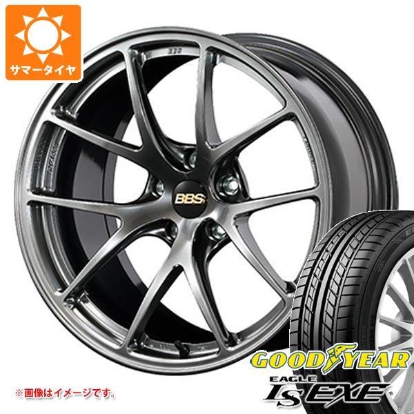 100%の保証 サマータイヤ 235/50R18 97V グッドイヤー イーグル LSエグゼ BBS RI-A 8.0-18 タイヤホイール4本セット, IKUKO(イクコ) shop Lilylily c67479c6