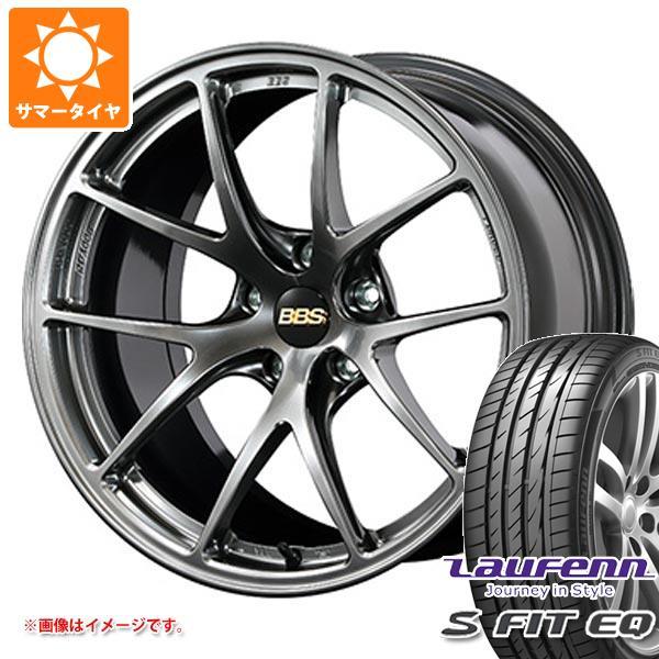 サマータイヤ 235/60R18 107V XL ラウフェン Sフィット EQ LK01 BBS RI-A 7.5-18 タイヤホイール4本セット