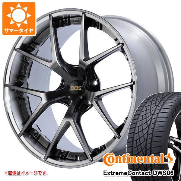 正規品 サマータイヤ 245/40R20 99Y XL コンチネンタル エクストリームコンタクト DWS06 BBS RI-S 8.5-20 タイヤホイール4本セット