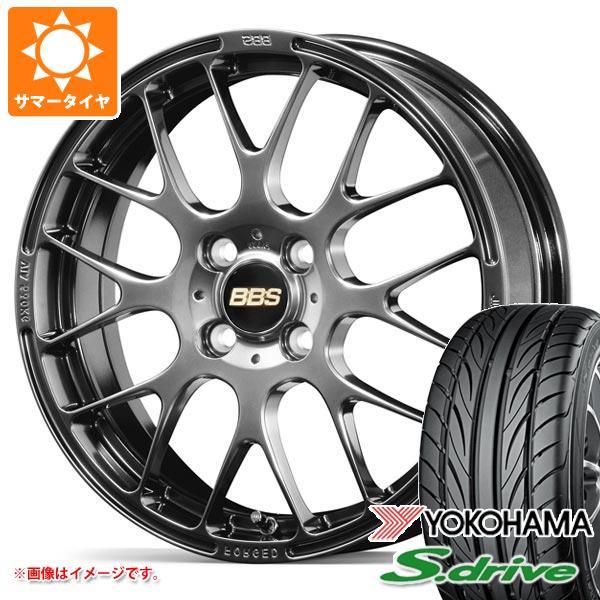 サマータイヤ 165/45R16 74V REINF ヨコハマ DNA S.ドライブ ES03N BBS RP 5.0-16 タイヤホイール4本セット