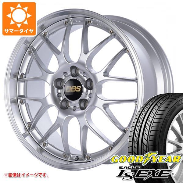 2020年製 サマータイヤ 235/50R18 97V グッドイヤー イーグル LSエグゼ BBS RS-GT 8.0-18 タイヤホイール4本セット