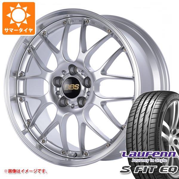 サマータイヤ 225/60R17 99H ラウフェン Sフィット EQ LK01 BBS RS-GT 7.0-17 タイヤホイール4本セット