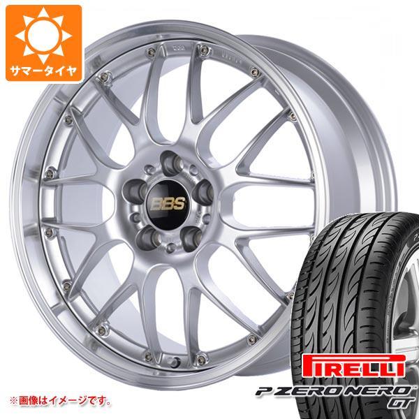 サマータイヤ 235/40R19 (96Y) XL ピレリ P ゼロ ネロ GT BBS RS-GT 8.0-19 タイヤホイール4本セット