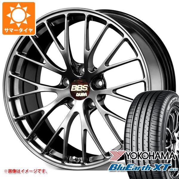 サマータイヤ 235/55R19 101V ヨコハマ ブルーアースXT AE61 BBS RZ-D 8.5-19 タイヤホイール4本セット
