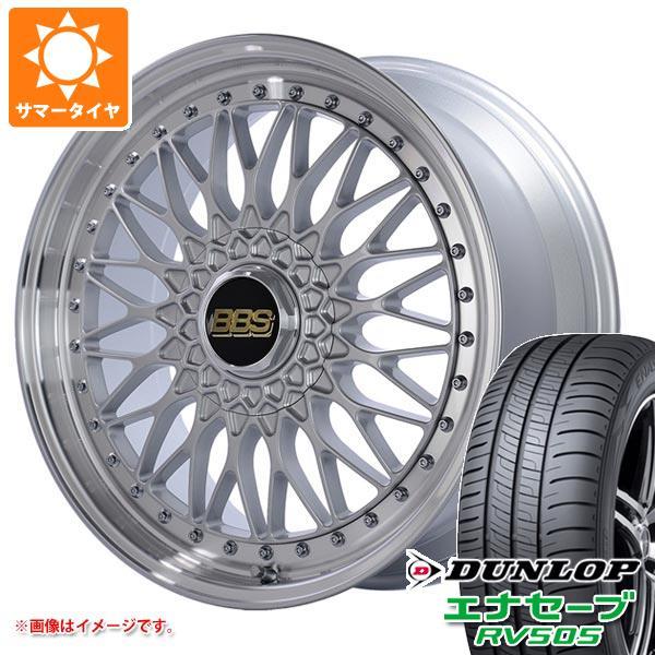 サマータイヤ 245/40R20 99W XL ダンロップ エナセーブ RV505 BBS SUPER-RS 8.5-20 タイヤホイール4本セット