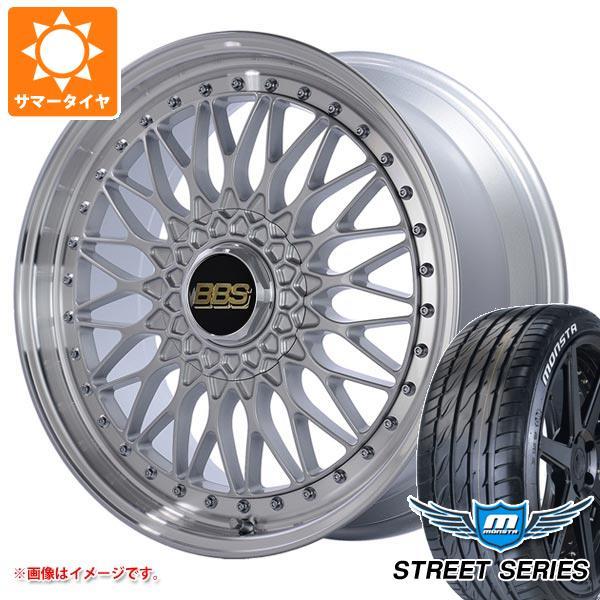 豪華 サマータイヤ 245 XL/35R20 ホワイトレター 99V XL モンスタ ストリートシリーズ ホワイトレター BBS サマータイヤ SUPER-RS 8.5-20 タイヤホイール4本セット, スケボーウェア NINJAX:7f17affc --- dev.bodybylekan.com