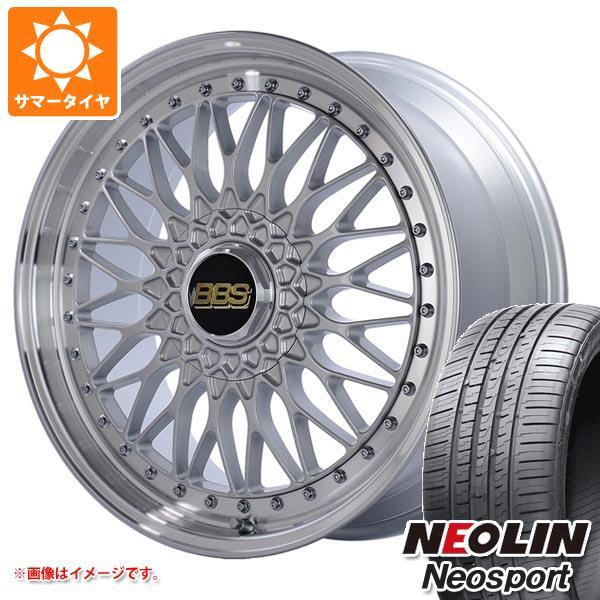 サマータイヤ 245/45R20 99W ネオリン ネオスポーツ BBS SUPER-RS 8.5-20 タイヤホイール4本セット