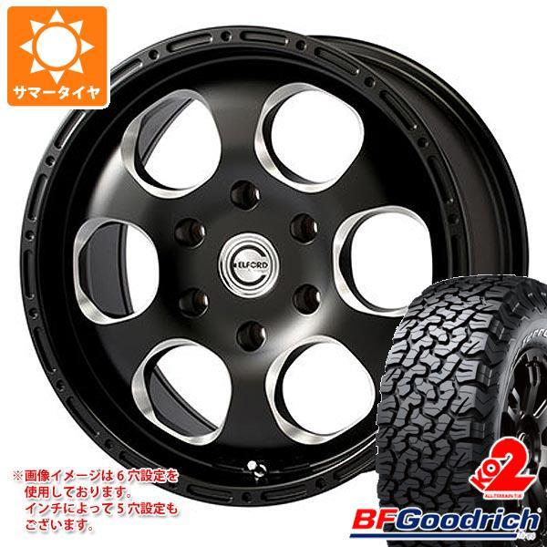 サマータイヤ 215/70R16 100/97R BFグッドリッチ オールテレーン T/A KO2 ホワイトレター ブラッドストック ワンピース 7.0-16 タイヤホイール4本セット