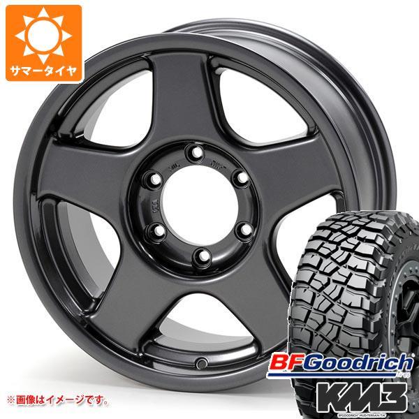 日本未入荷 サマータイヤ 305/70R16 124/121Q BFグッドリッチ マッドテレーン T/A KM3 ブラッドレー V 8.0-16 タイヤホイール4本セット, ShoeSquare(シュースクエア) b8571f05