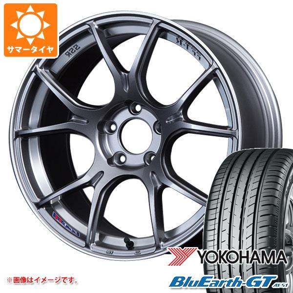 正規品販売! サマータイヤ 225 7.5-18/50R18 95W ヨコハマ SSR ブルーアースGT AE51 SSR GTX02 225/50R18 7.5-18 タイヤホイール4本セット, Berry's:370f8359 --- gozzinibt.com