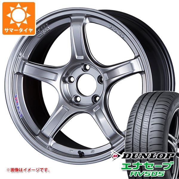 大洲市 サマータイヤ 225/55R19 99V ダンロップ エナセーブ RV505 SSR GTX03 8.5-19 タイヤホイール4本セット, 羽島市 246df510