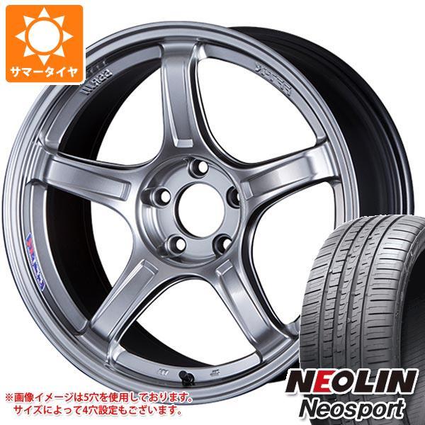品質保証 サマータイヤ 225 GTX03/45R18 SSR 95W XL ネオリン ネオスポーツ SSR GTX03 225/45R18 7.5-18 タイヤホイール4本セット, 住宅設備のプロショップDOOON!!:f78f8113 --- independentescortsdelhi.in