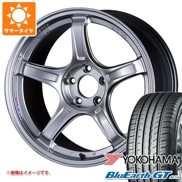 サマータイヤ 205/50R17 93W XL ヨコハマ ブルーアースGT AE51 SSR GTX03 7.0-17 タイヤホイール4本セット