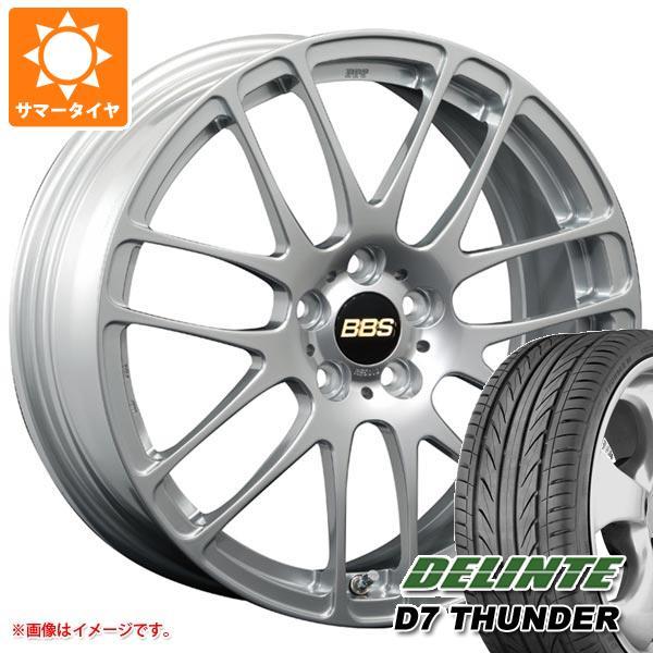 サマータイヤ 225/50R17 98W XL デリンテ D7 サンダー BBS RE-L2 7.0-17 タイヤホイール4本セット