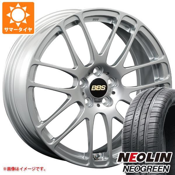 サマータイヤ 185/65R15 88H ネオリン ネオグリーン BBS RE-L2 5.5-15 タイヤホイール4本セット