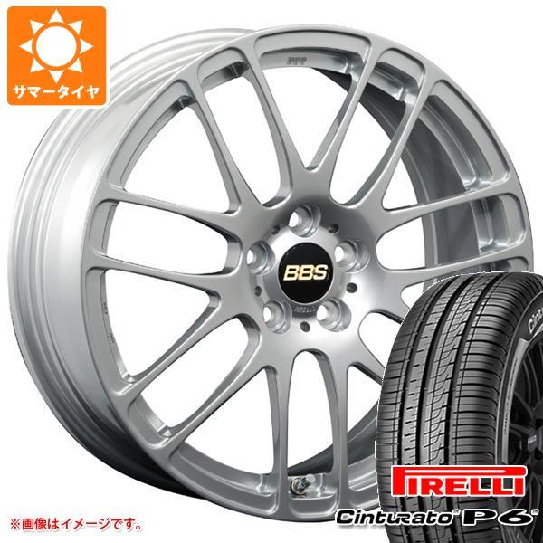 サマータイヤ 175/65R15 84H ピレリ チントゥラート P6 BBS RE-L2 5.5-15 タイヤホイール4本セット