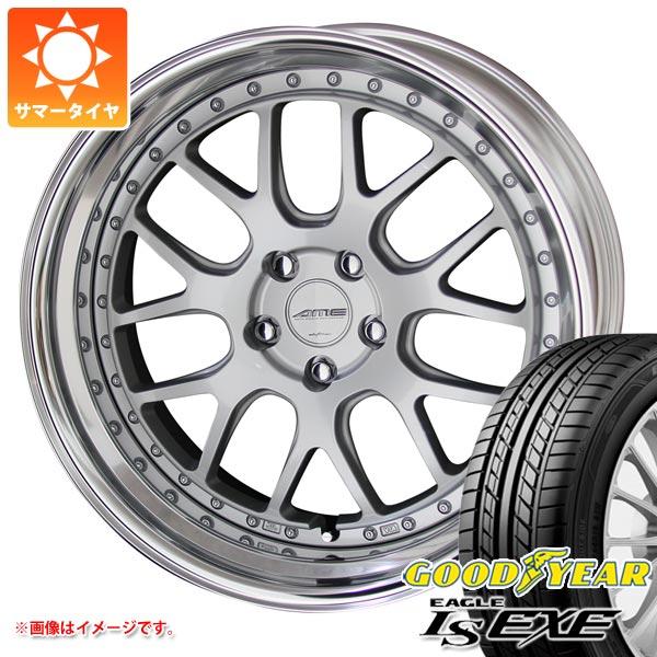 サマータイヤ 245/40R20 99W XL グッドイヤー イーグル LSエグゼ シャレン VMX 8.5-20 タイヤホイール4本セット