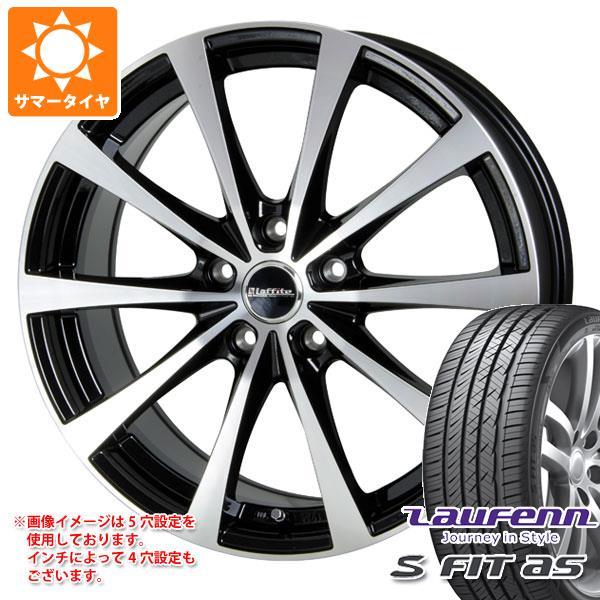 偉大な サマータイヤ 245/50R18 100W 100W ラウフェン 7.5-18 Sフィット LH01 AS LH01 ラフィット LE-03 7.5-18 タイヤホイール4本セット, 2021特集:92b71bdd --- ltcpackage.online