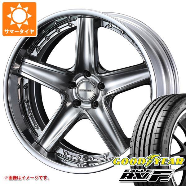 サマータイヤ 245/35R20 95W XL グッドイヤー イーグル RV-F マーベリック 1105S 8.5-20 タイヤホイール4本セット