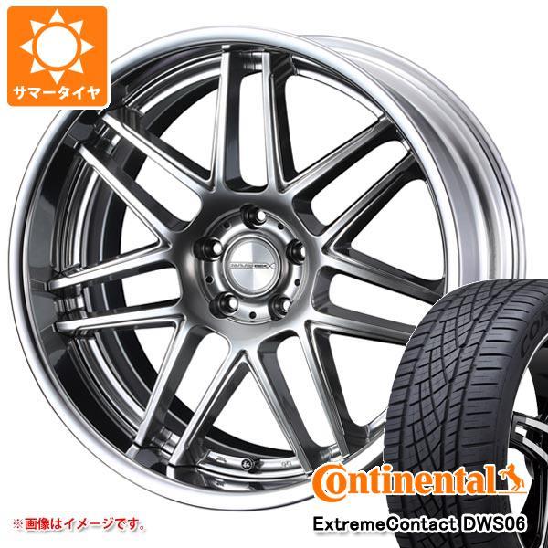 サマータイヤ 245/40R19 98Y XL コンチネンタル エクストリームコンタクト DWS06 マーベリック 1107T 8.5-19 タイヤホイール4本セット