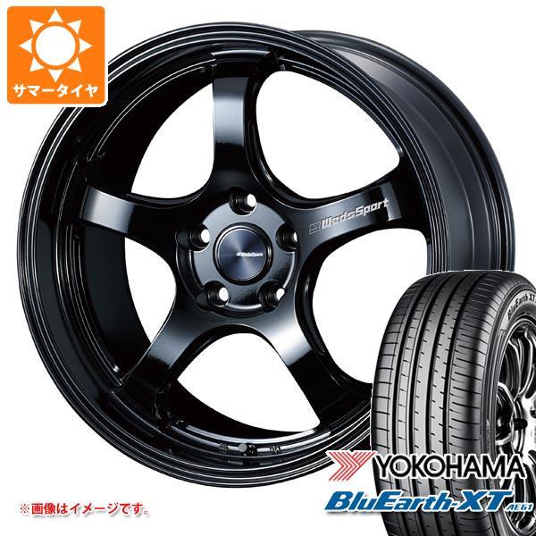 全日本送料無料 サマータイヤ 225/50R18 サマータイヤ AE61 95V 95V ヨコハマ ブルーアースXT AE61 ウェッズスポーツ RN-05M 7.5-18 タイヤホイール4本セット, ウルフムーン:94b54a29 --- growyourleadgen.petramanos.com