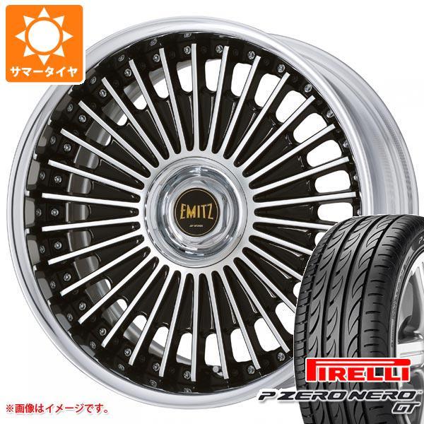 『5年保証』 サマータイヤ 235/40R19 (96Y) XL GT ピレリ (96Y) P サマータイヤ ゼロ ネロ GT ワーク イミッツ 8.0-19 タイヤホイール4本セット, VERY:bd966aed --- desha.wainkert.com