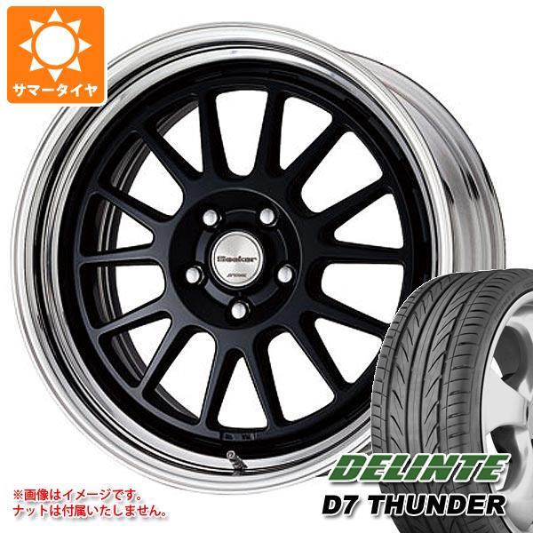 サマータイヤ 205/50R17 93W XL デリンテ D7 サンダー シーカー FX 7.0-17 タイヤホイール4本セット