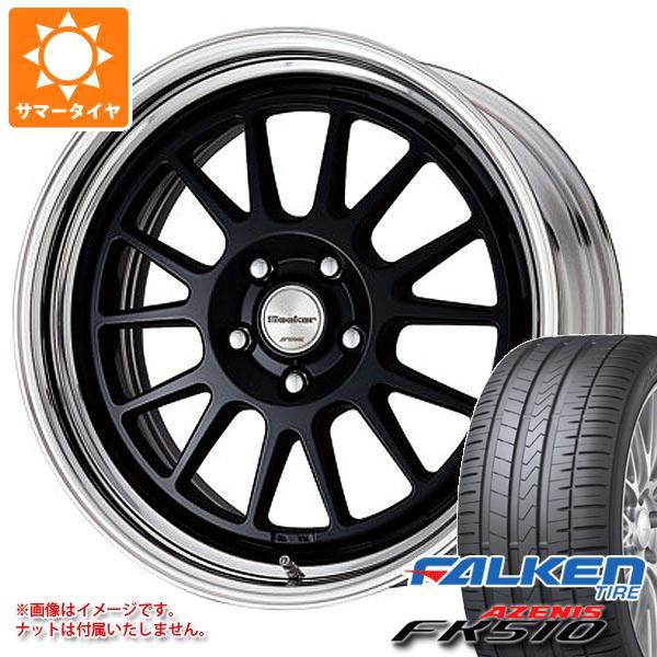 サマータイヤ 215/45R17 91Y XL ファルケン アゼニス FK510 シーカー FX 7.0-17 タイヤホイール4本セット
