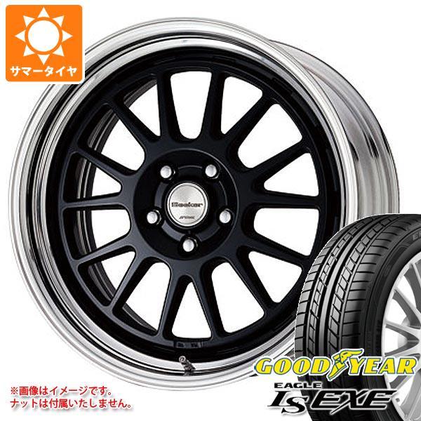 サマータイヤ 215/50R17 95V XL グッドイヤー イーグル LSエグゼ シーカー FX 7.0-17 タイヤホイール4本セット