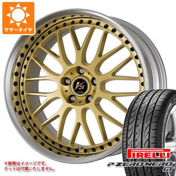 【在庫僅少】 サマータイヤ 235/35R19 (91Y) XL ピレリ P ゼロ ネロ GT VS XX 8.0-19 タイヤホイール4本セット, ZonzonTec 98d57dbe