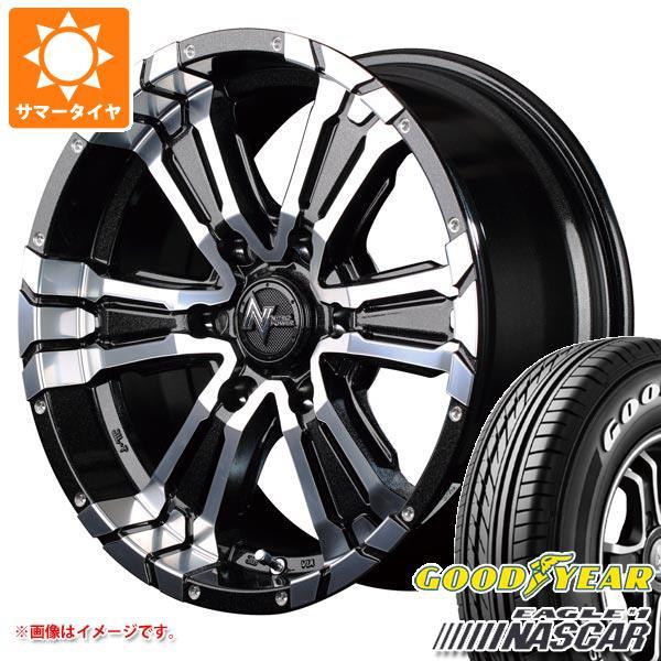 人気TOP NV350キャラバン E26専用 サマータイヤ グッドイヤー クロスクロウ 6.5-17 イーグル #1 ナスカー 215 E26専用/60R17C 109/107R ホワイトレター ナイトロパワー クロスクロウ 6.5-17 タイヤホイール4本セット, インセブン:cb379fb1 --- kventurepartners.sakura.ne.jp