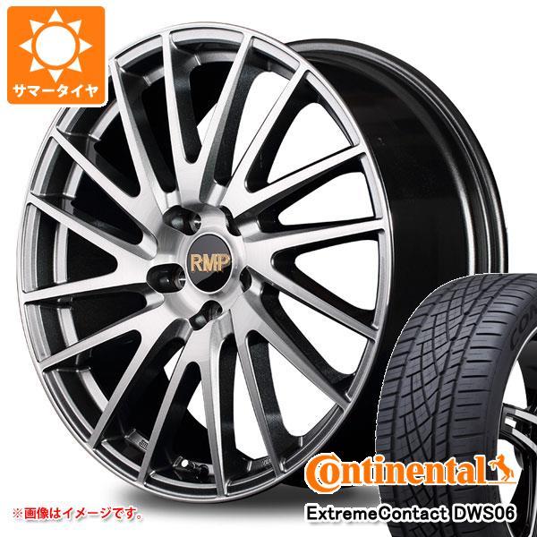 サマータイヤ 225/50R18 95W コンチネンタル エクストリームコンタクト DWS06 RMP 016F 7.0-18 タイヤホイール4本セット