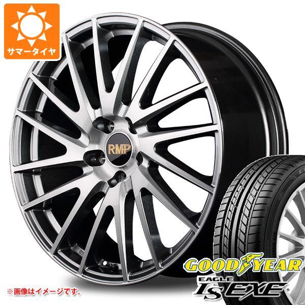 サマータイヤ 215/35R19 85W XL グッドイヤー イーグル LSエグゼ RMP 016F 8.0-19 タイヤホイール4本セット