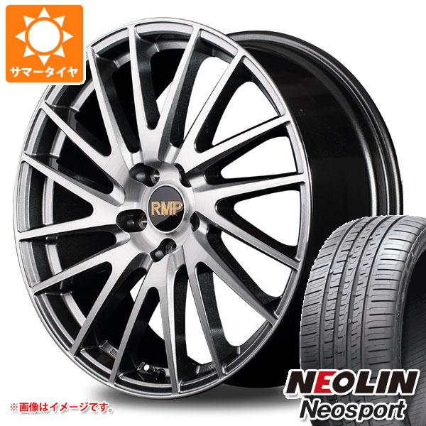 サマータイヤ 245/35R20 95Y XL ネオリン ネオスポーツ RMP 016F 8.5-20 タイヤホイール4本セット