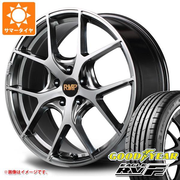 【50%OFF】 サマータイヤ 245/40R19 98W XL グッドイヤー イーグル RV-F RMP 025F 8.0-19 タイヤホイール4本セット, オモテゴウムラ 6f9e8f4b