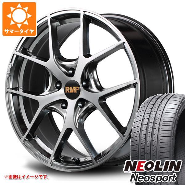 サマータイヤ 225/35R20 93Y XL ネオリン ネオスポーツ RMP 025F 8.5-20 タイヤホイール4本セット
