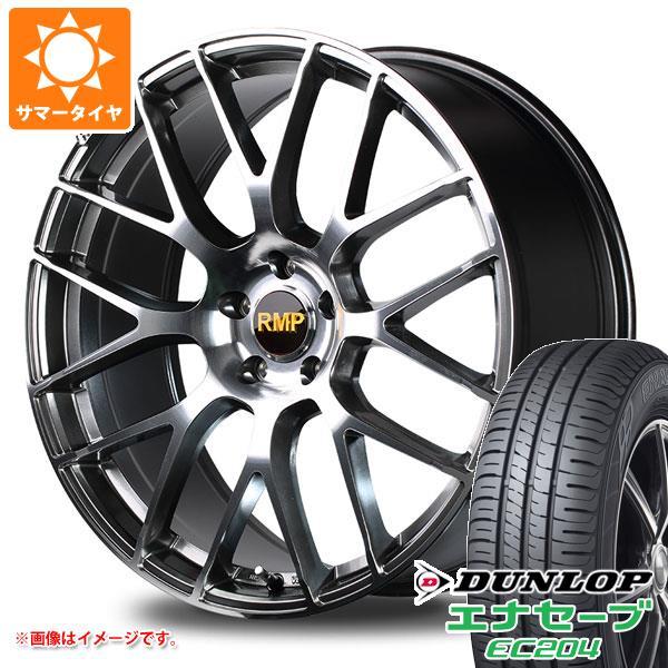 サマータイヤ 215/50R18 92V ダンロップ エナセーブ EC204 RMP 028F 7.0-18 タイヤホイール4本セット