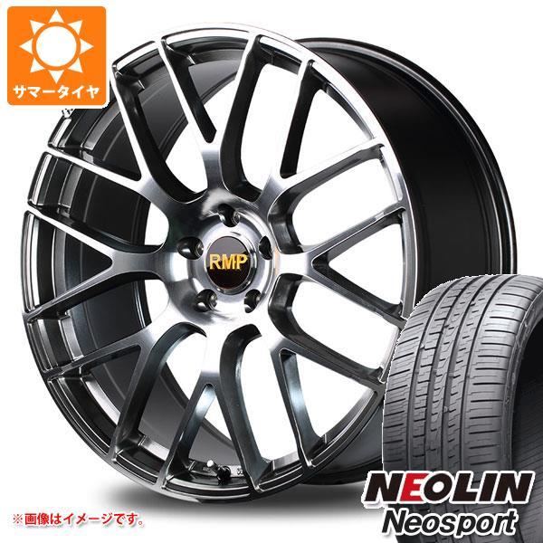 サマータイヤ 215/40R18 89W XL ネオリン ネオスポーツ RMP 028F 7.0-18 タイヤホイール4本セット